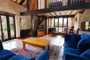 Luxury Holiday Cottage With Indoor Heated Swimming Pool In Bacton Norfolk