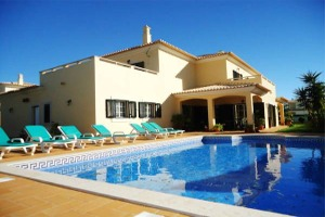 Luxury Vacation Villas to Rental in Portugal