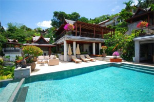 Phuket Luxury Holiday Villas to Rent in Thailand